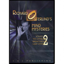Mind Mysteries by Richard Osterlind Vol 2 (DVD)