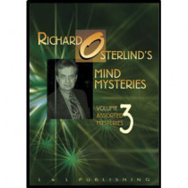 Mind Mysteries by Richard Osterlind Vol 3 (DVD)