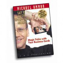 Easy to Master Business Card Miracles with Michael (DVD)