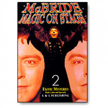 Magic on Stage by Jeff McBride Vol 2 (DVD)