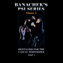 Banachek's Psi Series Vol 2 (DVD)