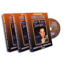 The Bending Minds - Bending Metal - Guy Bavli Vol 1-3 (DVD)