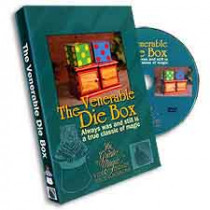 The Venerable Die Box - Greater Magic Library (DVD)