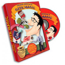 Geek Magic by Tomas Medina (DVD)