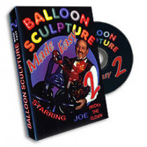 Balloon Sculpture Made Easy 2 (DVD)