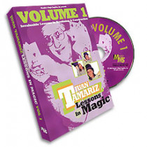 Lessons in Magic by Juan Tamariz Vol 1 (DVD)
