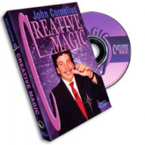 Creative Magic by John Cornelius (DVD)