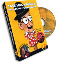 Talk Like A Dummy starring Bob Rumba (DVD)