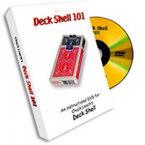 Deck Shell DVD by Chazpro