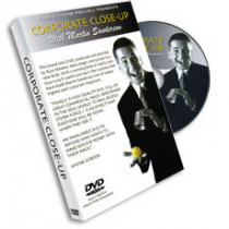 Corporate Close-Up with Martin Sanderson (DVD)