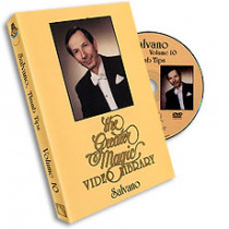 Salvano Thumb Tip (Greater Magic Library) (DVD)