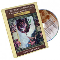 Miracles For Mortals Volume One by Geoff Williams (DVD)