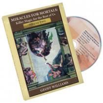 Miracles For Mortals Volume Two by Geoff Williams (DVD)