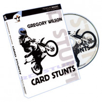 Card Stunts Gregory Wilson (DVD)