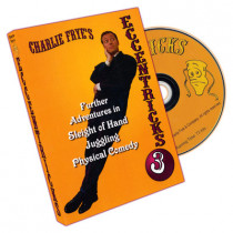 Eccentricks Charlie Frye Vol 3 (DVD)