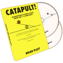 Catapult! (2  set) by Brian Platt (DVD)
