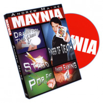 Maynia by Andrew Mayne (DVD)
