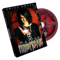 Master Mindfreaks by Criss Angel - Volume 1 (DVD)