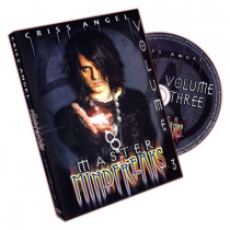 Master Mindfreaks by Criss Angel - Volume 3 (DVD)