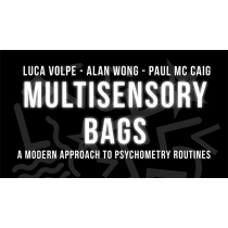 Multisensory Bags (Gimmicks and Online Instructions) by Luca Volpe , Alan Wong and Paul McCaig-