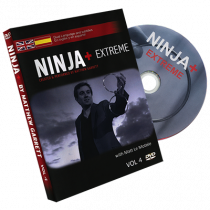 Ninja+ Extreme DVD (DVD, SPANISH and English) by Matthew Garrett