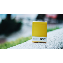 NOC Original Deck (Yellow) Printed at USPCC by The Blue Crown
