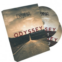 Odyssey (2 DVD set) by Lloyd Barnes and Enigma Ltd.