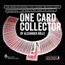One Card Collector von Alexander Kölle