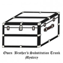 Owen Brother's Sub Trunk Schematics (large Scale)