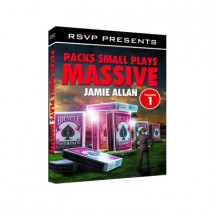 Packs Small Plays Massive Vol. 1 by Jamie Allen