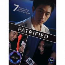 Patrified (DVD and Gimmick) by Patrick Kun and SansMinds