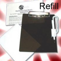 Perfect Clear Clip Board Refill