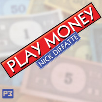 Play Money by Nick Diffatte