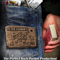 Pocket Bizarre by Peter Eggink