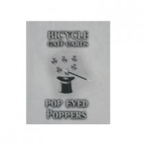 Pop Eyed Popper Deck Bicycle rot