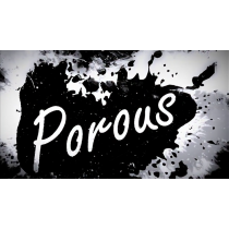 Porous by Seth Race (Gimmick and Online Instructions) by Seth Race