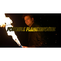 Portable Flame Thrower by Kevin Lepine