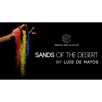 Professional Sands of Desert by Luis de Matos