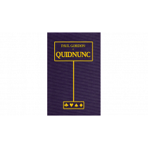 Quidnunc by Paul Gordon - Book