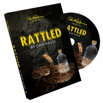 Paul Harris Presents Rattled (White) by Dan Hauss