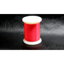 Super Glow UV Thread (Red) by Premium Magic