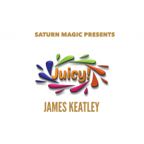 Saturn Magic Presents Juicy! by James Keatley