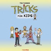 Zaubertricks für Kinder - Tricks für Kids DVD