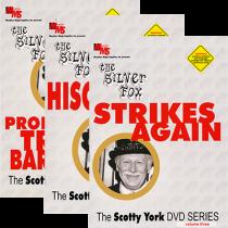 Scotty York - The Silver Fox 3 Volume Set video DOWNLOAD
