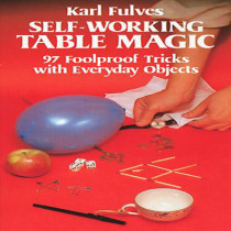 Self Working Table Magic