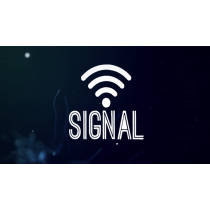 SIGNAL (Gimmick & Online Instruction) by Seth Race