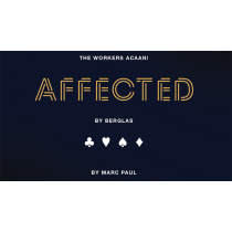 Affected by Berglas (Gimmick and online instructions) by Marc Paul & Kaymar Magic