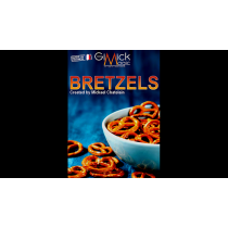 BRETZEL (Gimmick and Online Instructions) by Mickael Chatelain