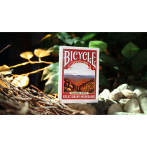 Limited Edition Bicycle National Parks (Great Smoky Mountains) Playing Cards