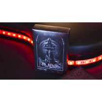 The Master Series - Blades Blood Moon by De'vo (Standard Edition) Playing Cards